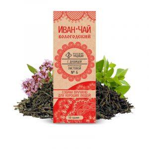 Иван-чай с душицей