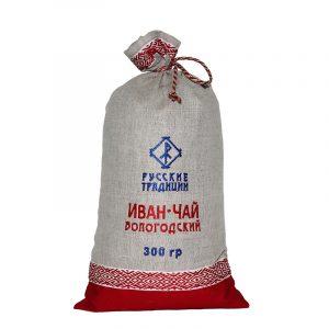 Иван-чай в льняном мешке 300 гр