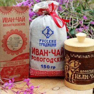 Вологодский листовой Иван-чай