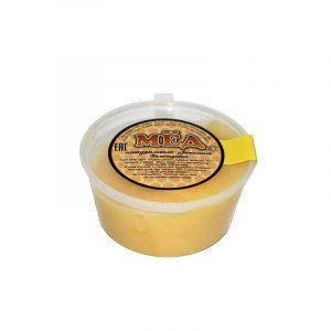 Мед натуральный в пластиковом стакане, 0,1 кг