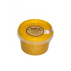 Мед натуральный в пластиковом стакане, 0,3 кг