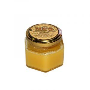 Мед натуральный в стеклянной банке, 0,1 кг