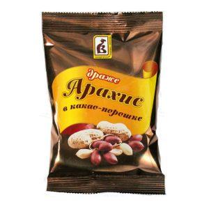 "Драже ""Арахис в какао порошке"", 50 гр"