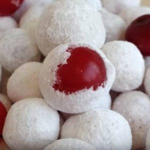 Клюква в сахарной пудре, 125 гр