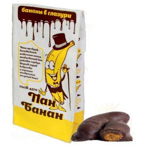 """Конфеты """"Пан Банан"""", 125 гр"""