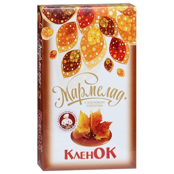 Мармелад КленОК с кленовым сиропом, 240 гр