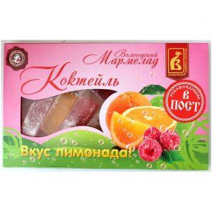 Мармелад Коктейль (сокосодержащий) , 300 гр