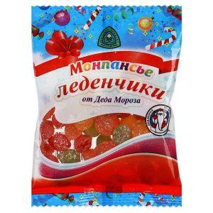 Монпансье КФ Вологда леденчики от Деда Мороза, 50 гр