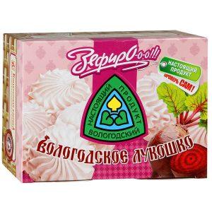 Зефир Вологодское лукошко со свеклой, 240 гр