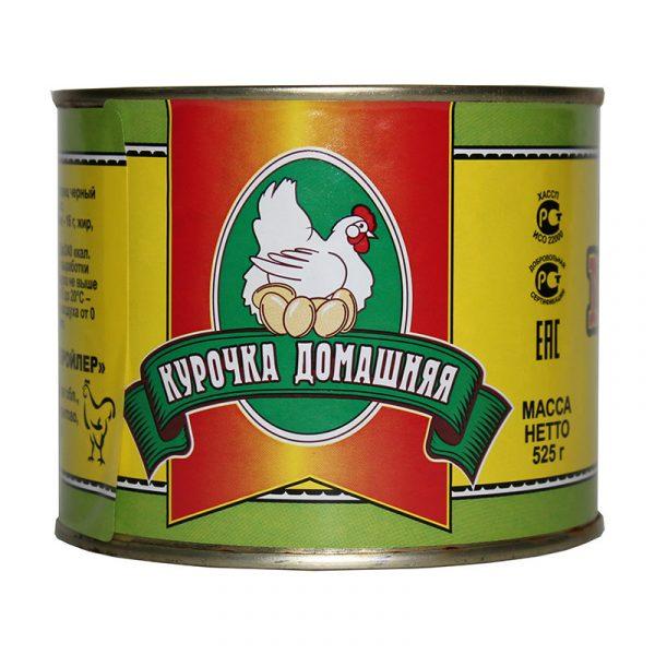 Мясо кур в с/с, 525 гр