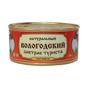 """Завтрак туриста """"Говядина"""" ГОСТ, 325 гр"""