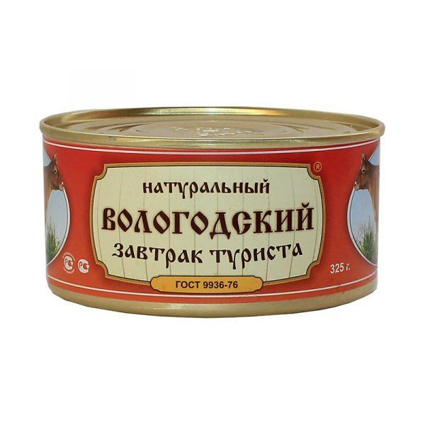 Завтрак туриста «Говядина» ГОСТ, 325 гр