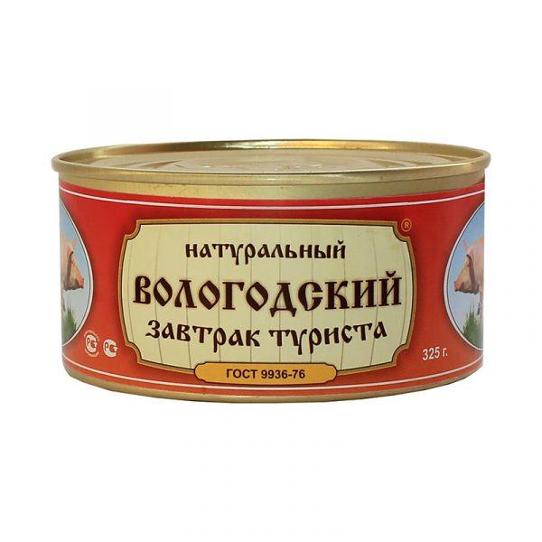 Завтрак туриста «Свинина» ГОСТ, 325 гр