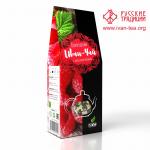 Вологодский Иван-чай с листьями малины в картонной упаковке, 50 г