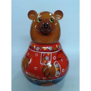 Сувенир Медведь с медом