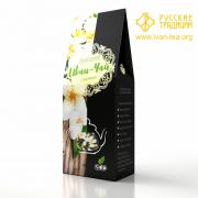 Вологодский Иван-чай с жасмином в картонной упаковке, 50 г