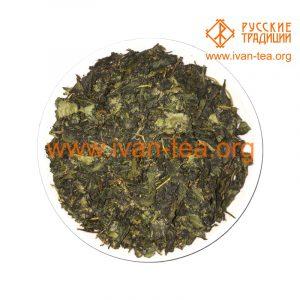Листья вишни ферментированные в крафт-пакете, 50 г