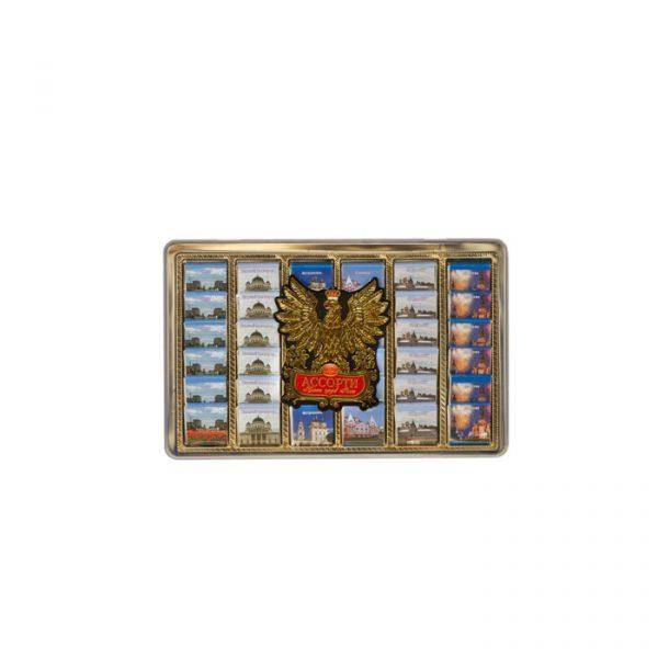 Конфеты Ассорти 320 гр города