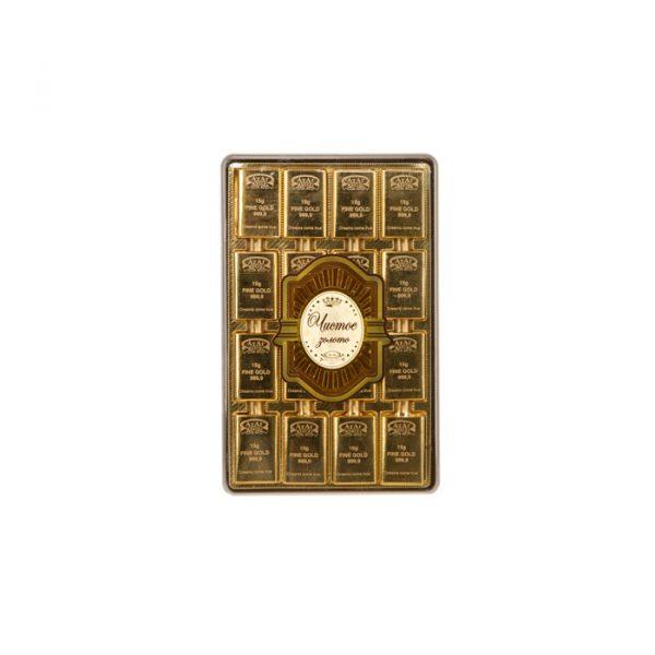 Конфеты Чистое золото 220 гр